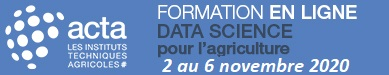 Formation Data Science - 6-10 juillet 2020